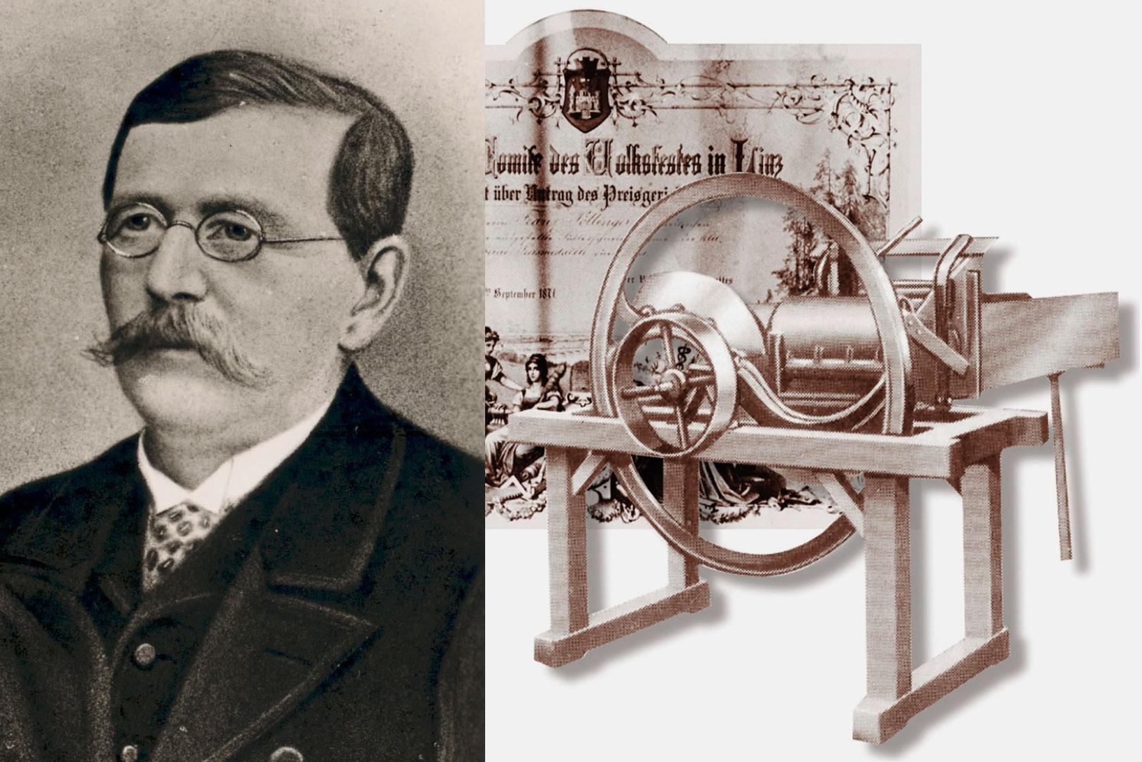 Franz Pöttinger 1871