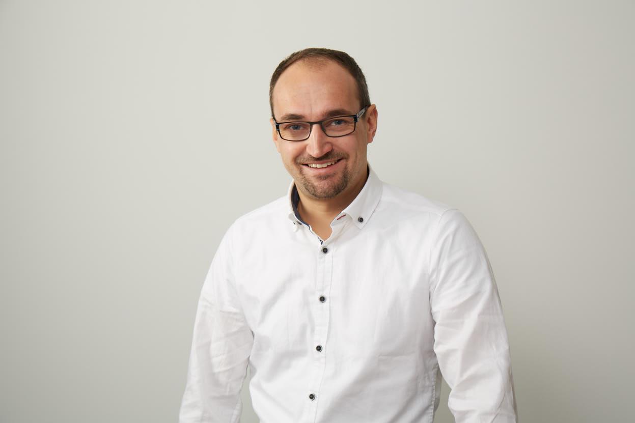 Ing. Martin Hüttenmeyer